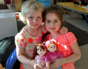 Isabell & Natalie Kinder